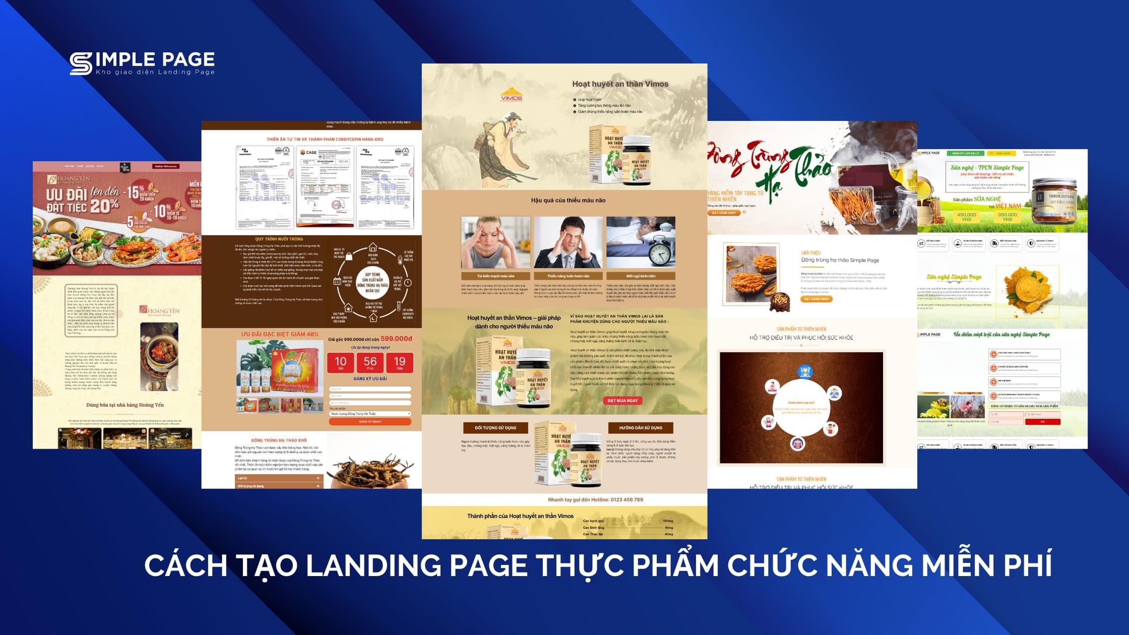 cach-tao-landing-page-thuc-pham-chuc-nang-mien-phi