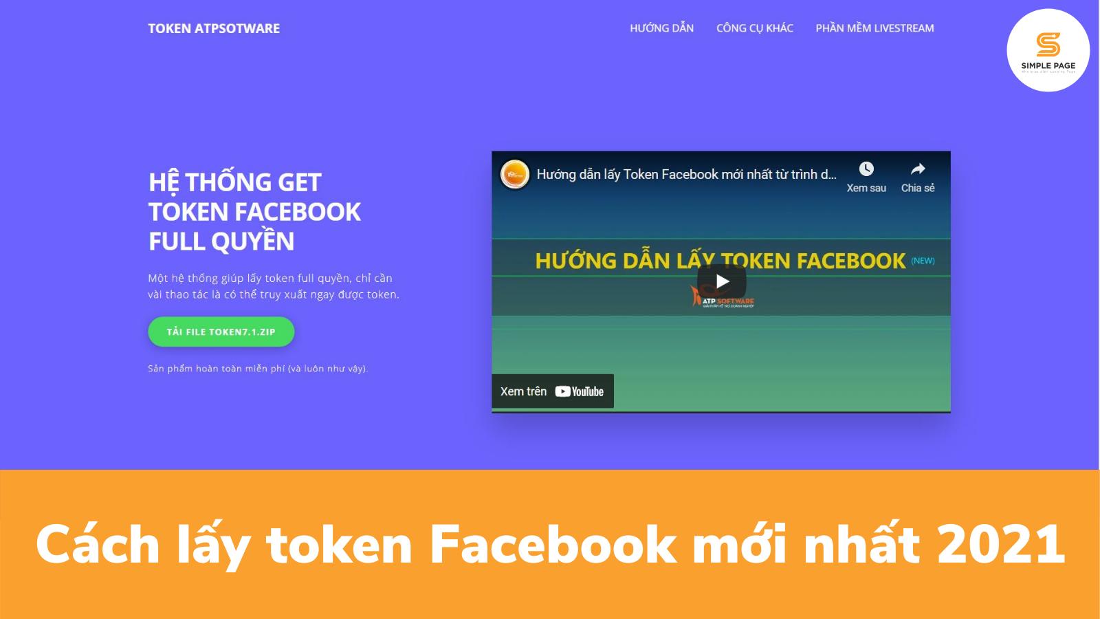 Cách lấy token Facebook mới nhất 2021 (1)
