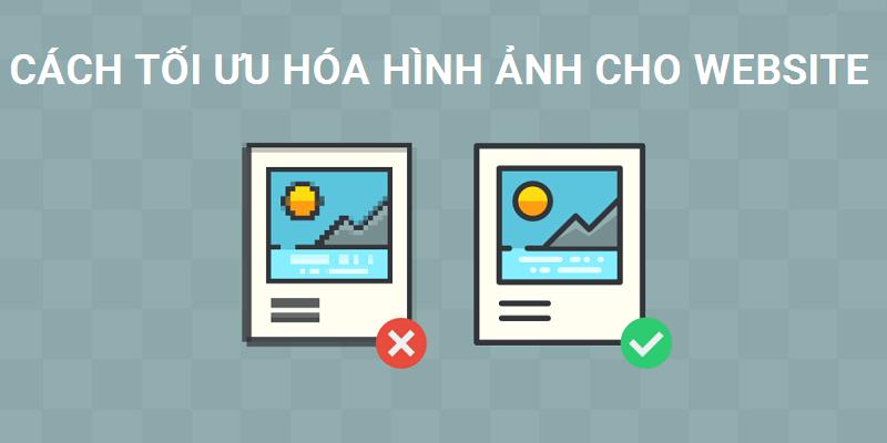 Tối ưu hình ảnh cho website