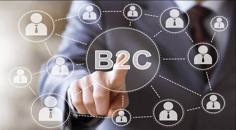 Mô hình htương mại điện tử B2C