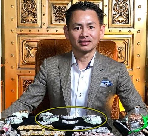 Johnny Dang: Từ thợ sửa đồng hồ chợ trời thành vua kim hoàn Hollywood
