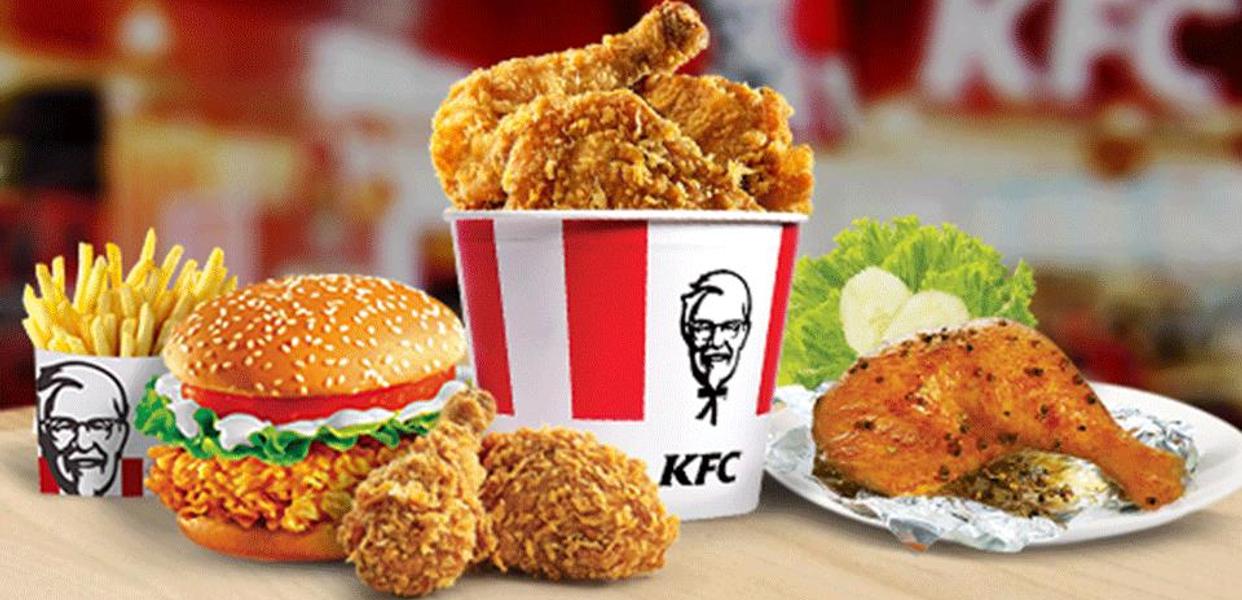 Gà Rán KFC - Parkson Hùng Vương   Đặt Món & Giao ship tận nơi   Now.vn