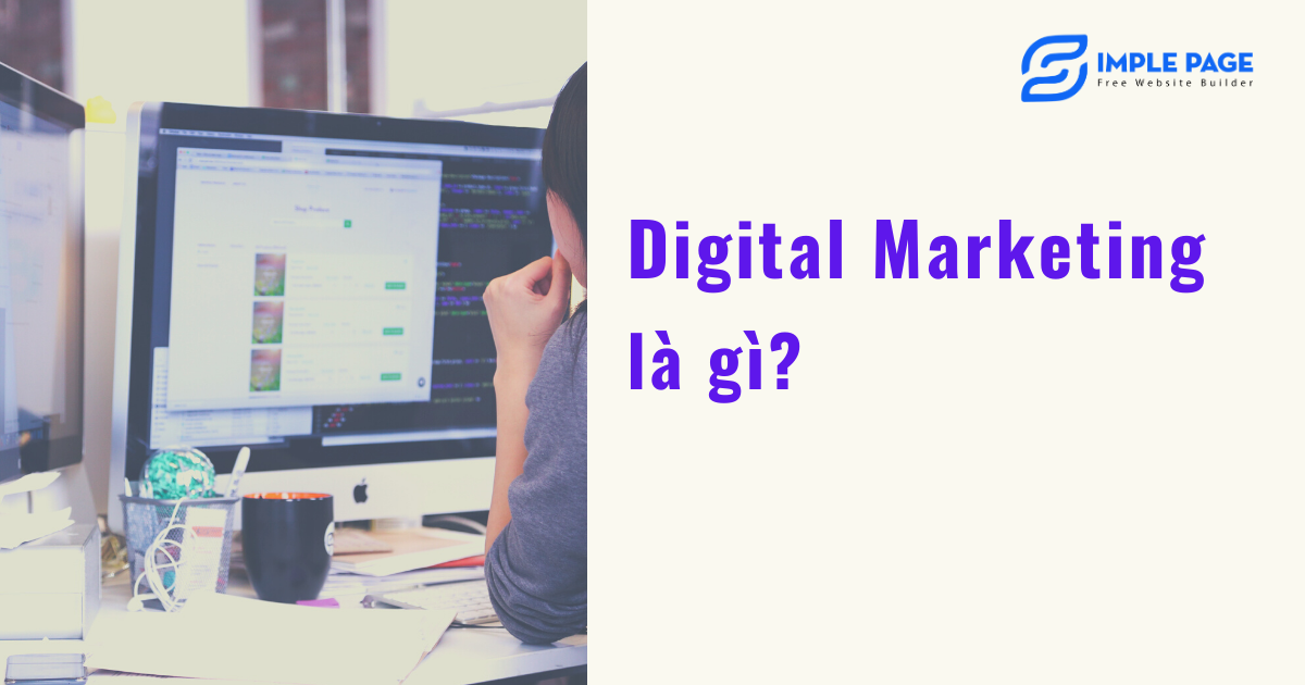 digital marketing la gi